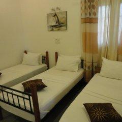 Отель Suriya Arana Шри-Ланка, Негомбо - отзывы, цены и фото номеров - забронировать отель Suriya Arana онлайн комната для гостей фото 2