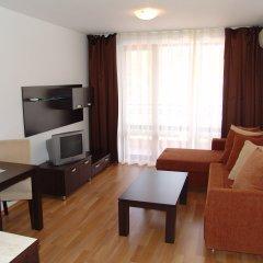 Отель Happy Sunny Beach Болгария, Солнечный берег - отзывы, цены и фото номеров - забронировать отель Happy Sunny Beach онлайн комната для гостей фото 3