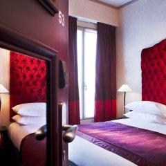 Отель Hôtel des Académies et des Arts комната для гостей