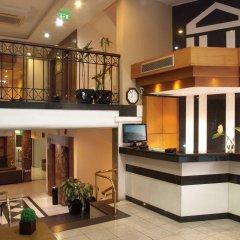 Отель Athens Cypria Hotel Греция, Афины - 2 отзыва об отеле, цены и фото номеров - забронировать отель Athens Cypria Hotel онлайн интерьер отеля фото 2