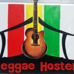 Отель Reggae Hostel Вьетнам, Хойан - отзывы, цены и фото номеров - забронировать отель Reggae Hostel онлайн фитнесс-зал