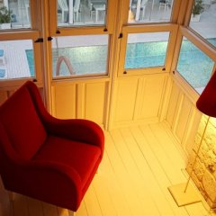 Evliyagil Hotel by Katre Чешме интерьер отеля фото 2