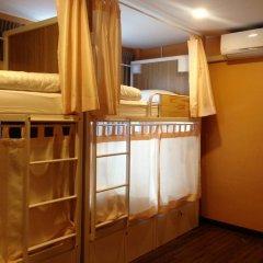 Click Hostel Бангкок ванная фото 2