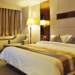 Отель Hualian Китай, Шэньчжэнь - отзывы, цены и фото номеров - забронировать отель Hualian онлайн комната для гостей фото 3