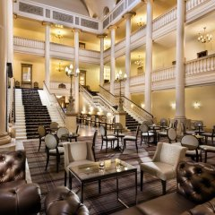 Radisson Blu Badischer Hof Hotel интерьер отеля фото 3
