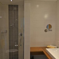 Отель Pension Talblick Горнолыжный курорт Ортлер ванная фото 2