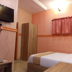 Отель Euro Lounge and Suites удобства в номере
