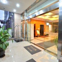 Отель Joyful star Hotel Pu Dong Airport WanXia Китай, Шанхай - 1 отзыв об отеле, цены и фото номеров - забронировать отель Joyful star Hotel Pu Dong Airport WanXia онлайн интерьер отеля фото 3