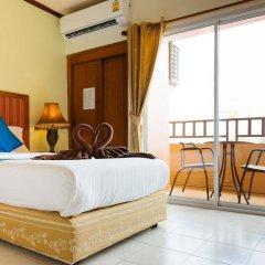 Thipurai Beach Hotel Annex балкон