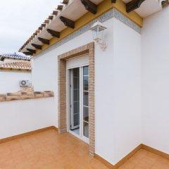 Отель Fidalsa Villa Flamenca Испания, Ориуэла - отзывы, цены и фото номеров - забронировать отель Fidalsa Villa Flamenca онлайн балкон фото 2