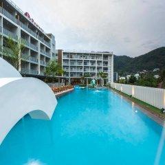 Отель Ramada by Wyndham Phuket Deevana Patong бассейн фото 6