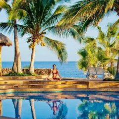 Отель Villa Cielito Мексика, Кабо-Сан-Лукас - отзывы, цены и фото номеров - забронировать отель Villa Cielito онлайн бассейн фото 2