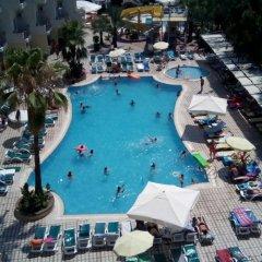 Asrin Beach Hotel Турция, Аланья - отзывы, цены и фото номеров - забронировать отель Asrin Beach Hotel - All Inclusive онлайн бассейн фото 2