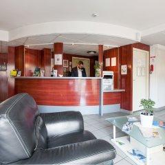 Отель Appart'City Lyon Villeurbanne гостиничный бар