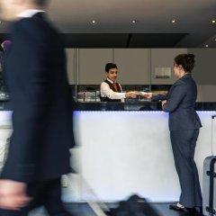 Отель Mercure Hotel Hamburg Mitte Германия, Гамбург - отзывы, цены и фото номеров - забронировать отель Mercure Hotel Hamburg Mitte онлайн фитнесс-зал