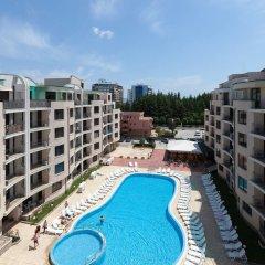 Апартаменты One Bedroom Apartment with Balcony in Avalon Complex бассейн фото 2