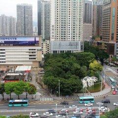 Отель Shenzhen Shanghai Hotel Китай, Шэньчжэнь - 1 отзыв об отеле, цены и фото номеров - забронировать отель Shenzhen Shanghai Hotel онлайн городской автобус