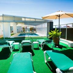 Hotel Monarque El Rodeo спортивное сооружение