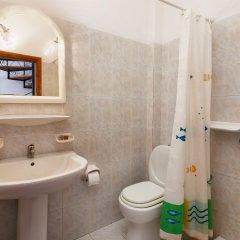 Отель Archontiko Maisonettes ванная