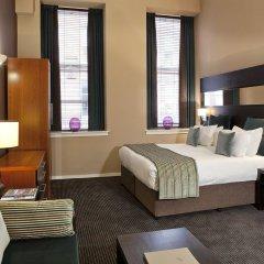 Отель Fraser Suites Glasgow комната для гостей фото 5
