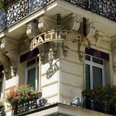 Отель Sofitel Paris Baltimore Tour Eiffel Hotel Франция, Париж - 1 отзыв об отеле, цены и фото номеров - забронировать отель Sofitel Paris Baltimore Tour Eiffel Hotel онлайн вид на фасад фото 2