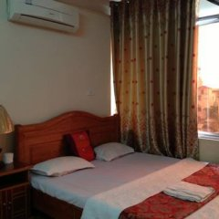 Hoang Gia Hotel комната для гостей