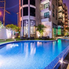 Citrus Grande Hotel Pattaya by Compass Hospitality бассейн фото 2