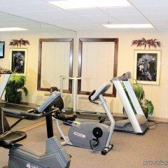 Отель Hampton Inn & Suites Springdale фитнесс-зал