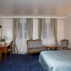 Парк-Отель 4* Стандартный номер с разными типами кроватей фото 5