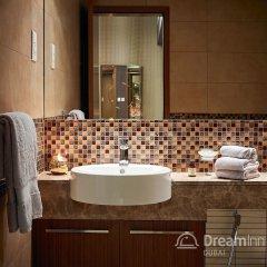 Отель Dream Inn 48 Burj Gate Burj Khalifa View ванная