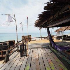 Отель Green Garden Resort Таиланд, Ланта - отзывы, цены и фото номеров - забронировать отель Green Garden Resort онлайн пляж