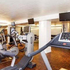 Elite Eden Park Hotel фитнесс-зал