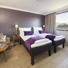 Отель Scandic City Fredrikstad Фредрикстад комната для гостей фото 5