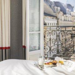 Отель Maison Albar Hotels - Le Diamond Париж в номере фото 2