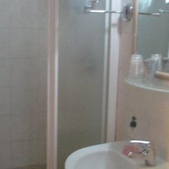 Hotel Ristorante Sbranetta Роццано ванная
