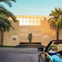 Отель Desert Palm ОАЭ, Дубай - отзывы, цены и фото номеров - забронировать отель Desert Palm онлайн фитнесс-зал фото 3