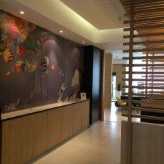 Отель Novotel Brussels Centre Midi Station интерьер отеля фото 3