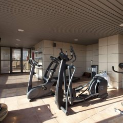 Hotel Valencia Center фитнесс-зал фото 2