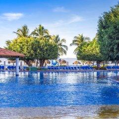 Отель Melia Puerto Vallarta - Все включено бассейн