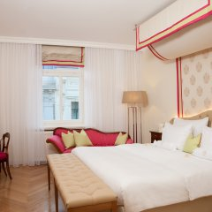 Hotel Kaiserhof Wien комната для гостей