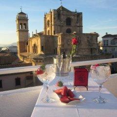 Hotel Los Jeronimos y Terraza Monasterio балкон