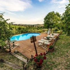 Отель Villa Somelli Италия, Эмполи - отзывы, цены и фото номеров - забронировать отель Villa Somelli онлайн бассейн