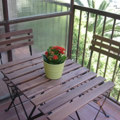 Апартаменты Aramunt Apartments балкон