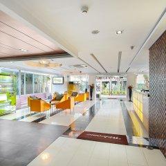 Отель Klassique Sukhumvit Бангкок интерьер отеля