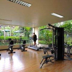 Patong Merlin Hotel фитнесс-зал