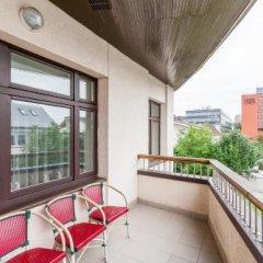 Отель Guesthouse Marija Литва, Вильнюс - отзывы, цены и фото номеров - забронировать отель Guesthouse Marija онлайн балкон