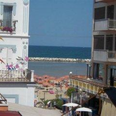 Отель CANASTA Римини пляж