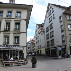 Bern Backpackers Hotel Glocke фото 4