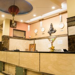 Hotel Wall City интерьер отеля
