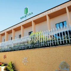 Hotel Cristina Рокка-Сан-Джованни парковка